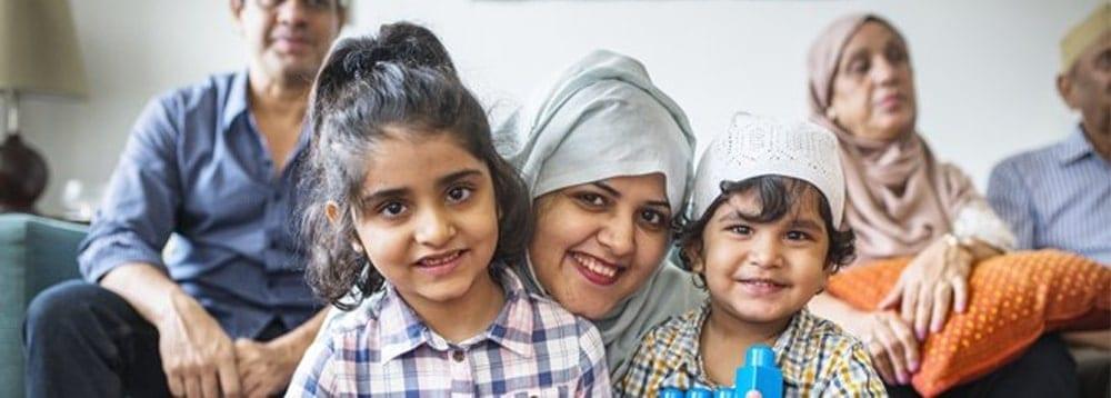 asylum seeking children