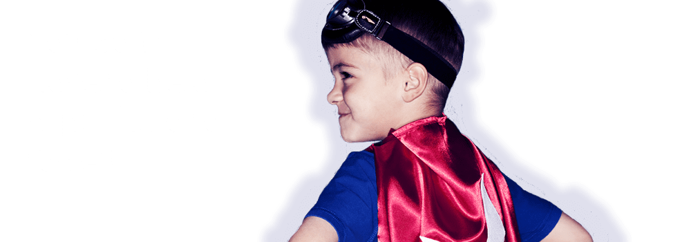 You don't have to be a super hero to foster