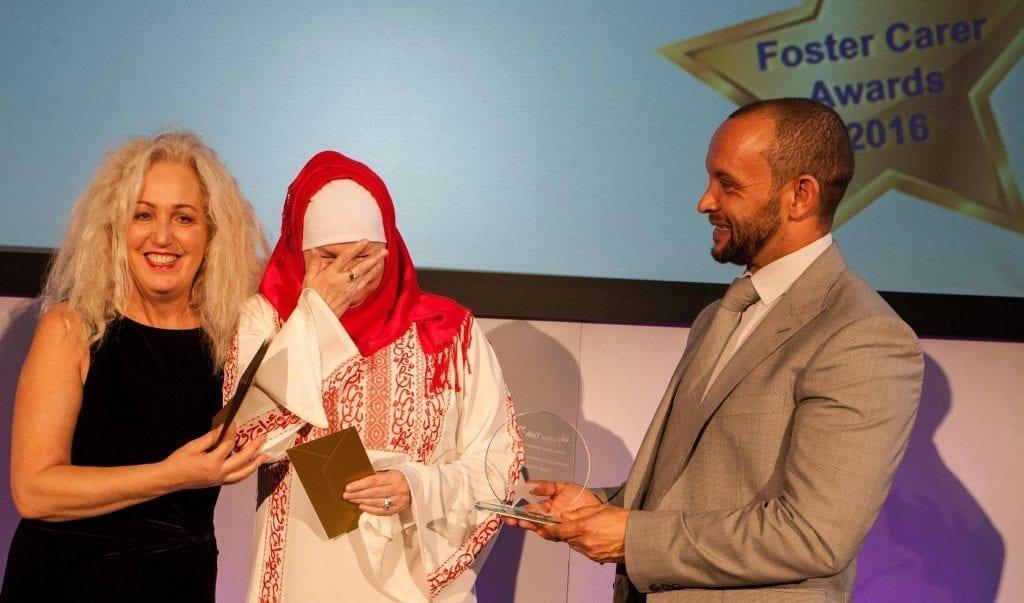 Fostering Award