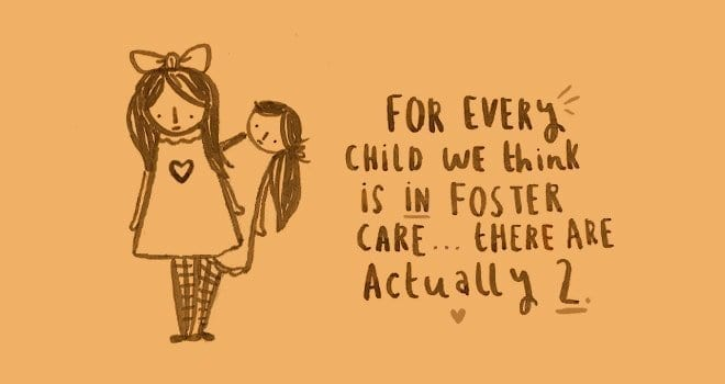 Fostering benefits everyone