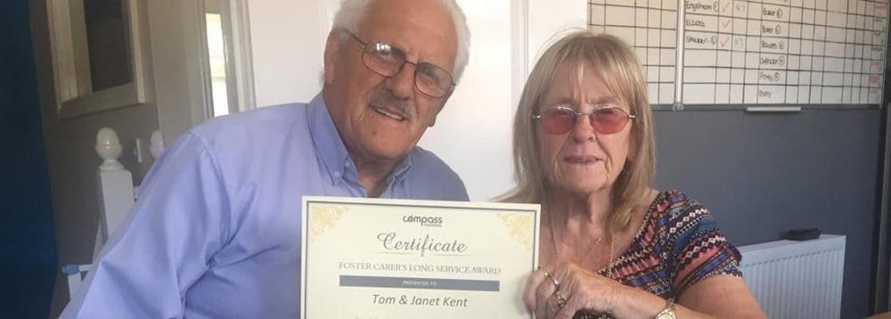 Tributes to much loved foster carer of nearly 60 years
