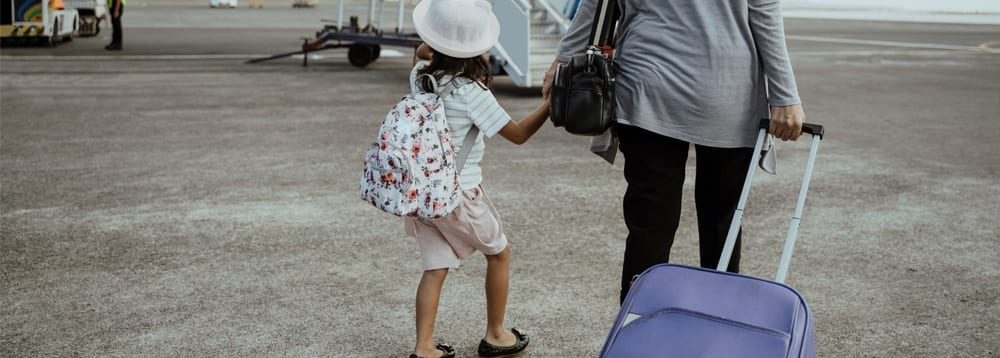 Can you travel internationally with a foster child? The short answer is yes, but it will depends on many circumstances below.